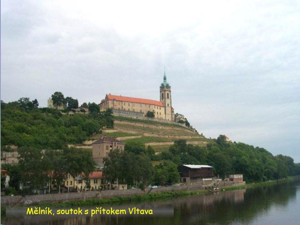 Pardubice, odtud je Labe považováno za splavné