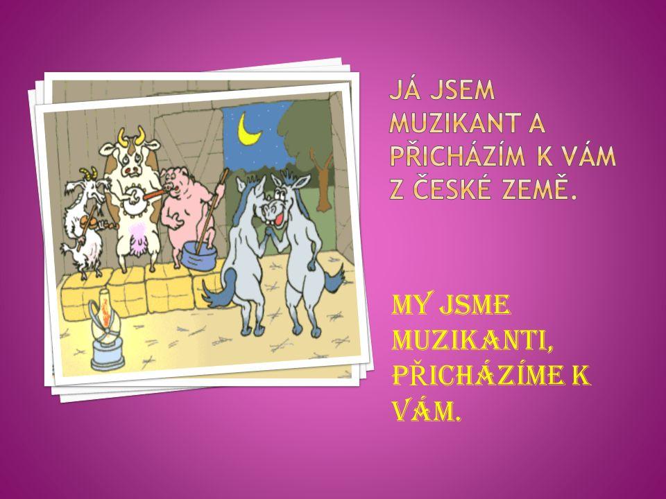 MY JSME MUZIKANTI, P Ř ICHÁZÍME K VÁM.