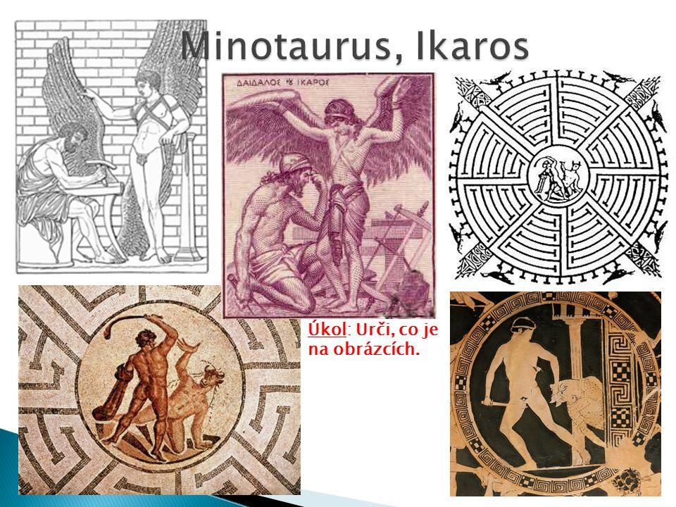  Minojci postavili několik královských paláců, největší z nich v Knóssu  Velmi rozsáhlý, uprostřed dvůr obklopený budovami, místnostmi.
