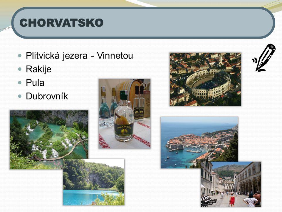Plitvická jezera - Vinnetou Rakije Pula Dubrovník