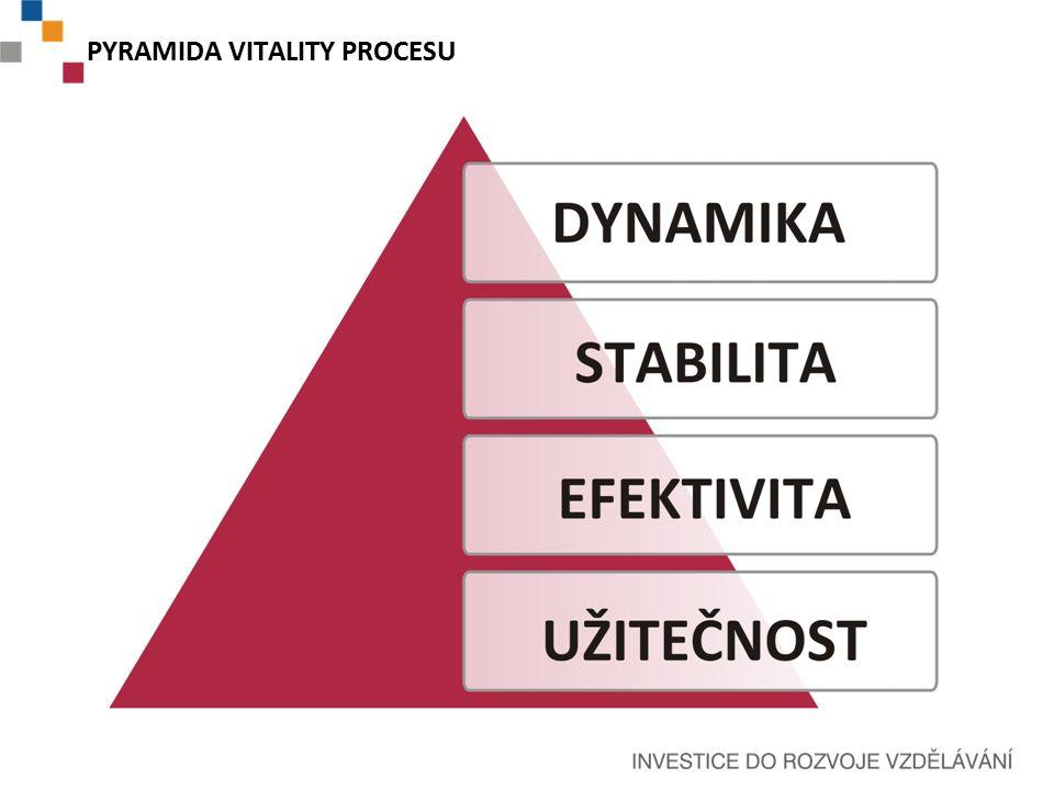 PYRAMIDA VITALITY PROCESU