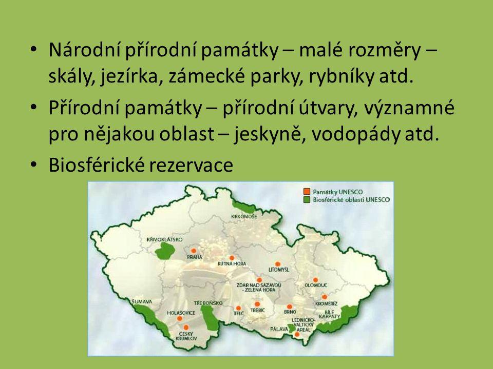 NPR Polanská niva PR Bartošovický luh Bařiny Bažantula Koryta Kotvice Polanský les Rákosina