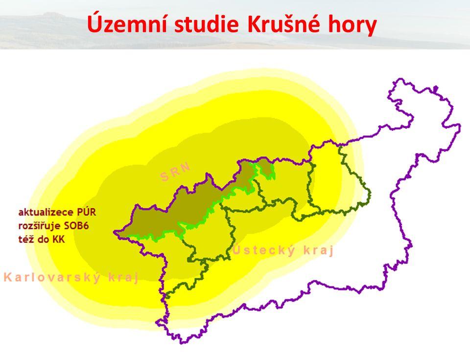 Územní studie Krušné hory
