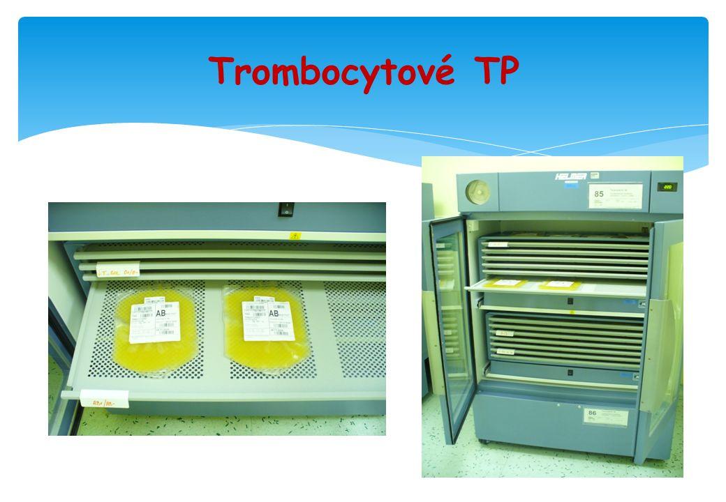 Trombocytové TP