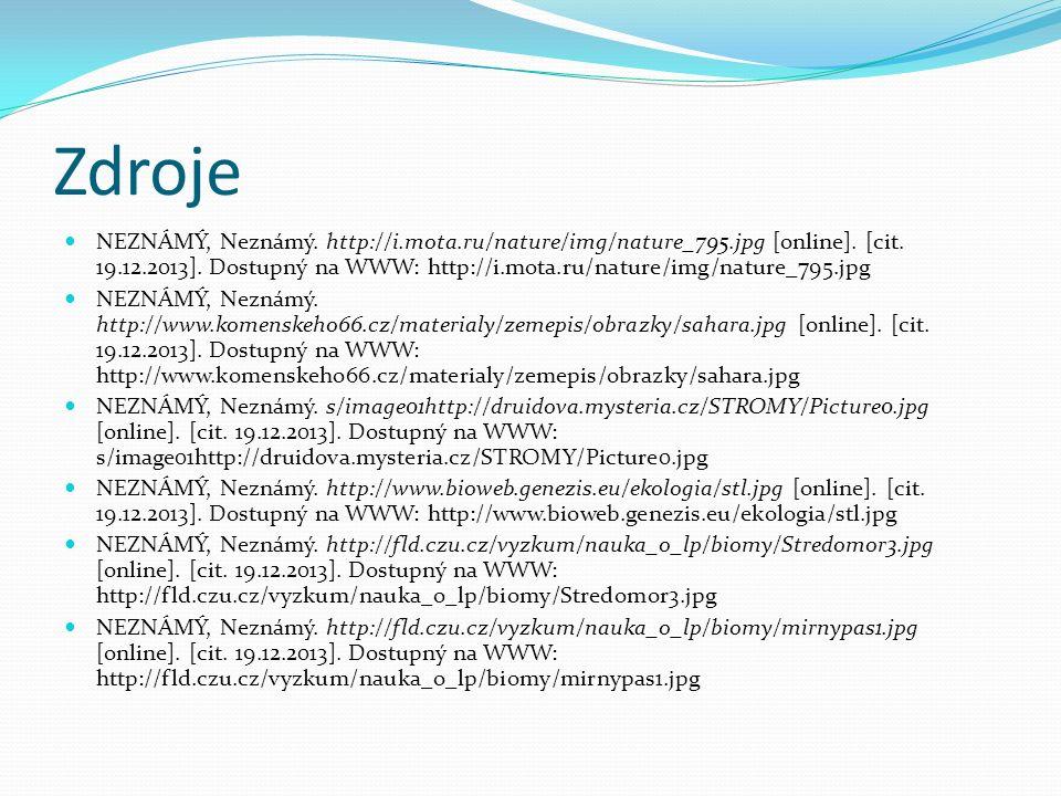 Zdroje NEZNÁMÝ, Neznámý. http://i.mota.ru/nature/img/nature_795.jpg [online].