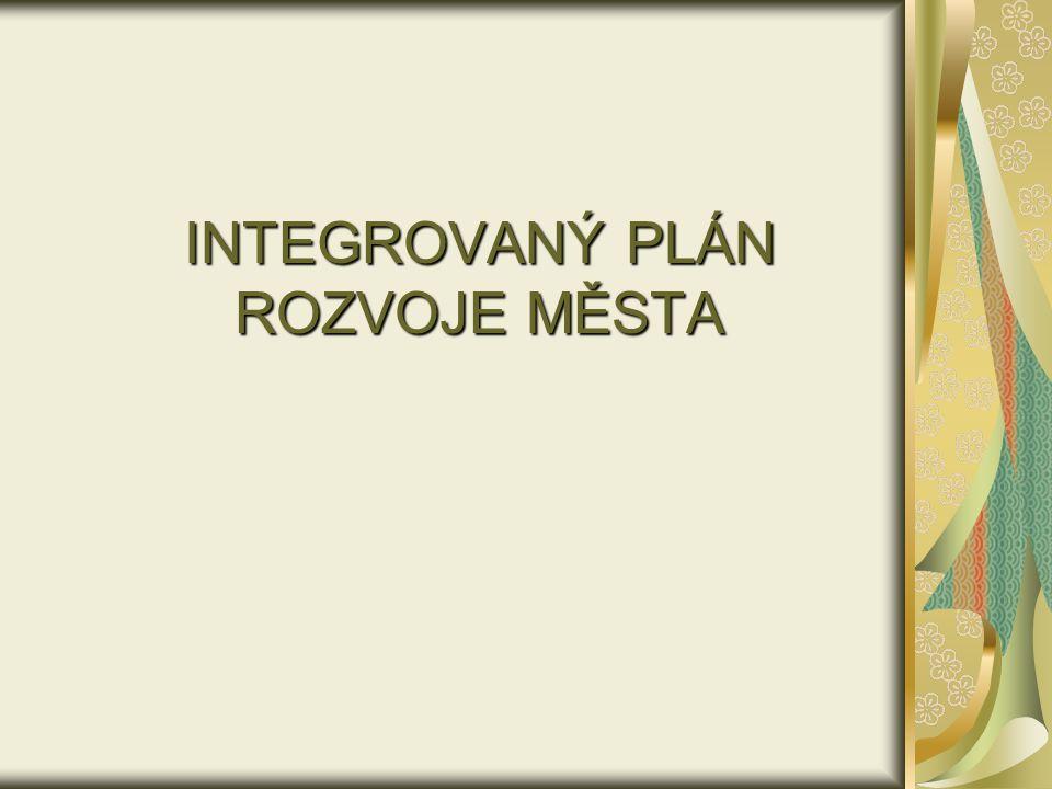 """c) Projekty pod čarou IPRM může také odděleně zmiňovat důležité projekty ve vybrané zóně města, které budou spolufinancovány z jiných operačních programů a pokrývají """"nebytové aktivity."""