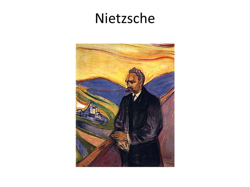 Nietzsche jako objevitel dionýského principu Arne Novák Bedřich Nietzsche v Čechách.