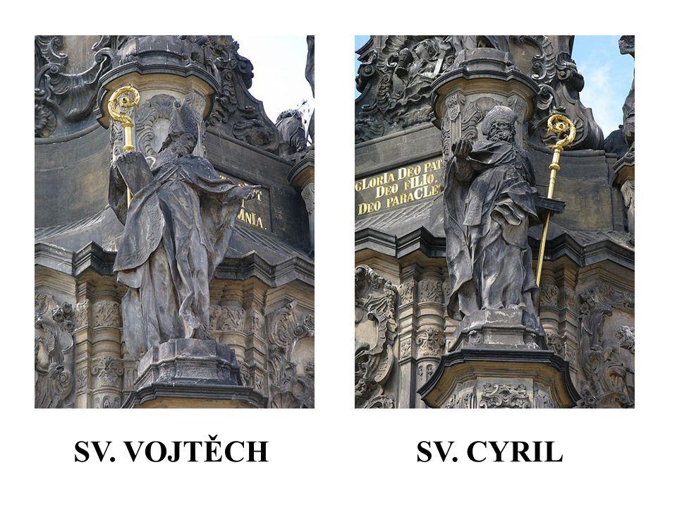 SV. VOJTĚCH SV. CYRIL