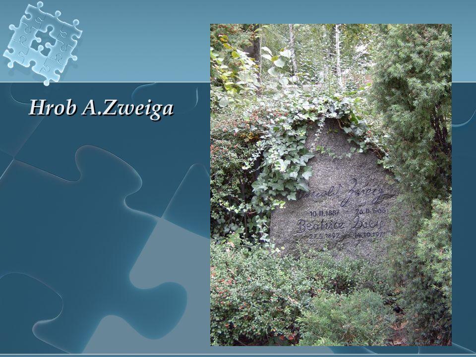 Hrob A.Zweiga