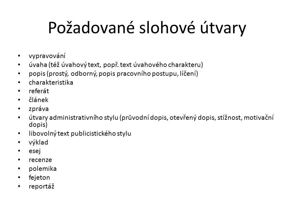 Seznam použitých zdrojů www.novamaturita.cz [online].