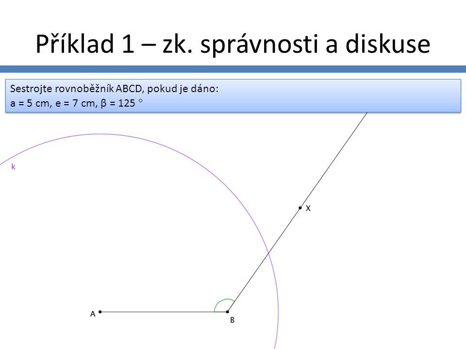 Příklad 1 – zk.