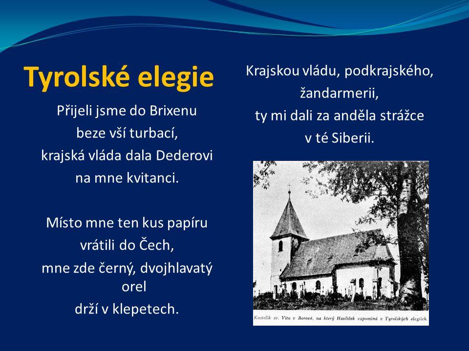 Pak jsem teprv četl psaní – však ho tuhle mám – rozumíš-li ouřední němčině, přečti si ho sám.