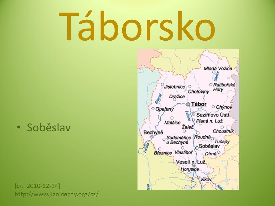Soběslav Soběslav je město, kde v současné době žije necelých 7300 obyvatel.