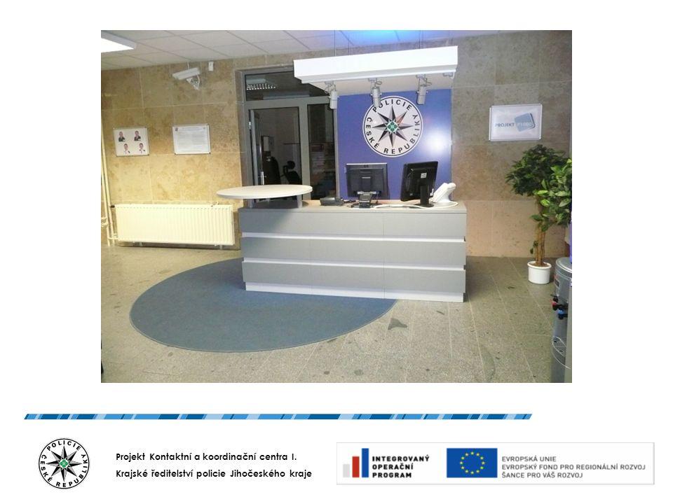 Projekt Kontaktní a koordinační centra I.