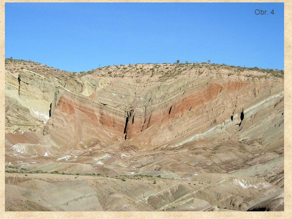 Horotvorná (tektonická) činnost PUKLINY a ZLOMY hornina je křehká, láme se vzniká: posun (vodorovný pohyb) zlom – tj.