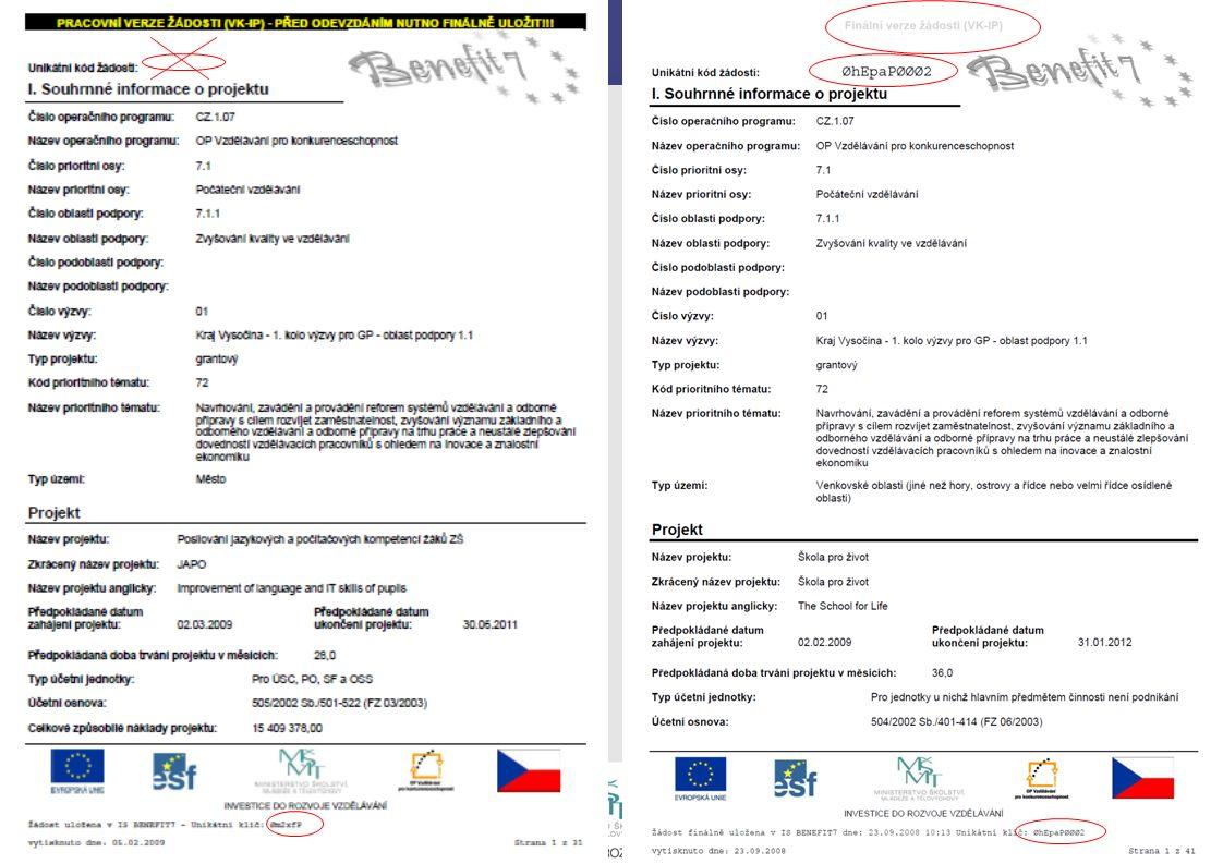 Vendula Hanzalová 7.června 2010 Věcné hodnocení – obecná kritéria 6.