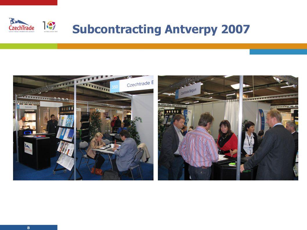 8 8 Subcontracting Antverpy 2007