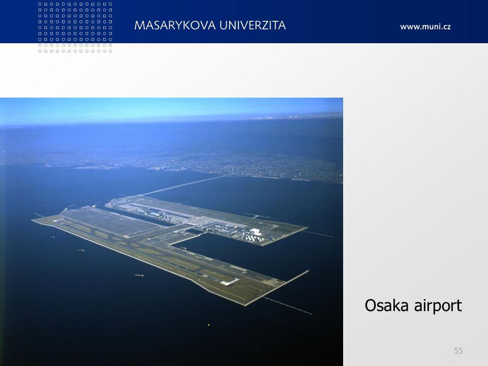Osaka airport PedF, katedra geografie55