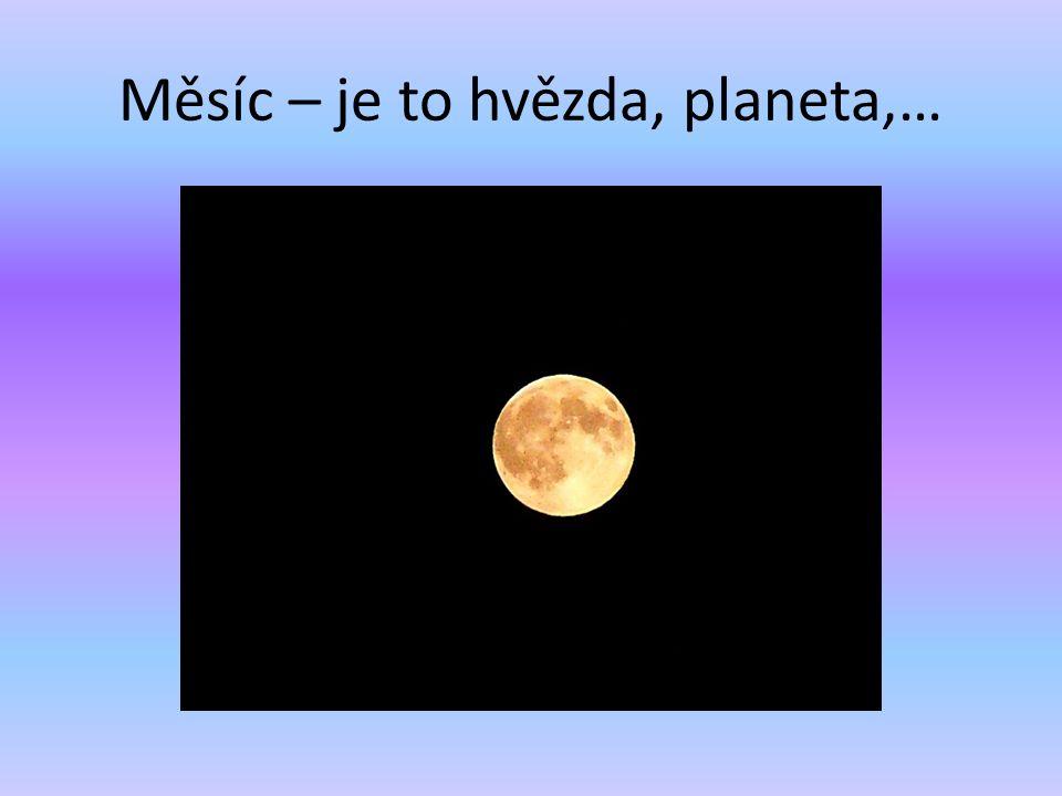 Proč dochází k zatmění Měsíce?