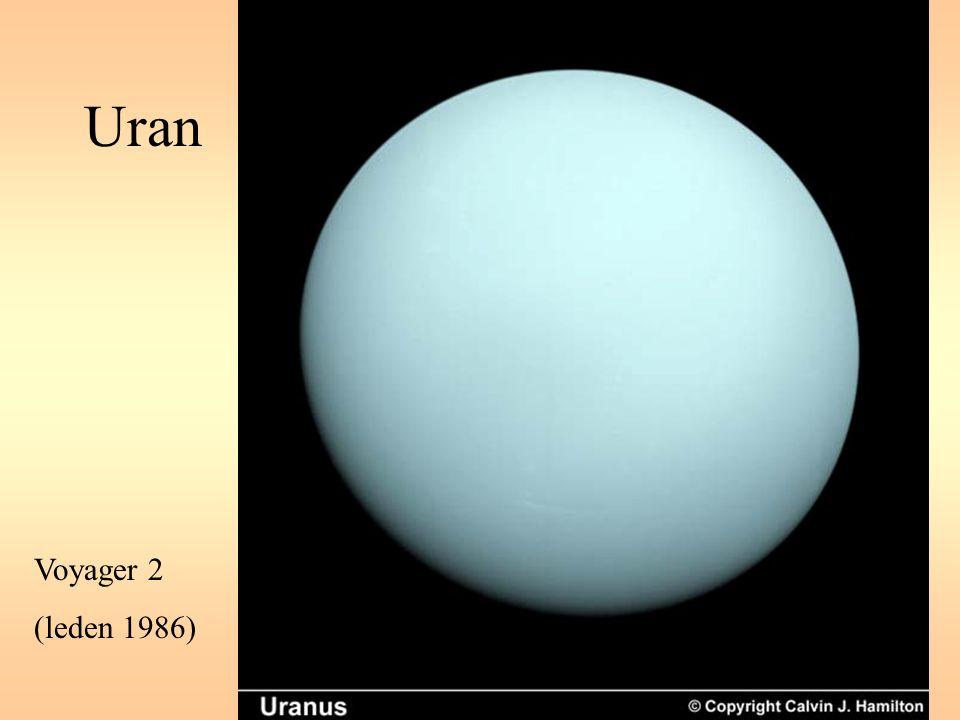 Uran Voyager 2 (leden 1986)