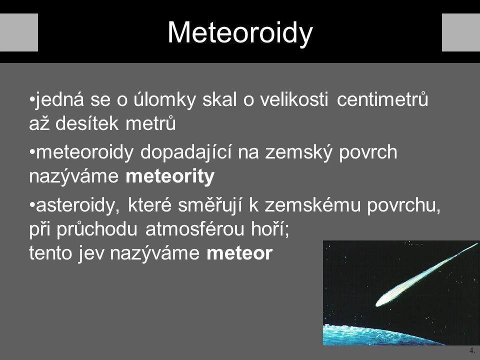 Neptun poslední planeta sluneční soustavy má typickou modrou barvu díky methanu v atmosféře 15.