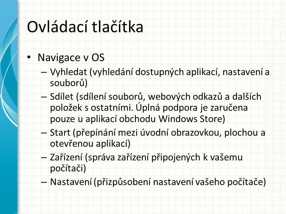 Zajímavé odkazy http://www.youtube.com/watch?v=wn8XbP9 S6Io http://www.youtube.com/watch?v=wn8XbP9 S6Io http://www.new- windows.estranky.cz/clanky/start-with- windows-8.html http://www.new- windows.estranky.cz/clanky/start-with- windows-8.html
