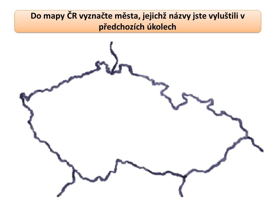 1.Ostrava, 2.Praha, 3, Brno, 4. Strakonice, 5. Kolín,Ostrava, 2.