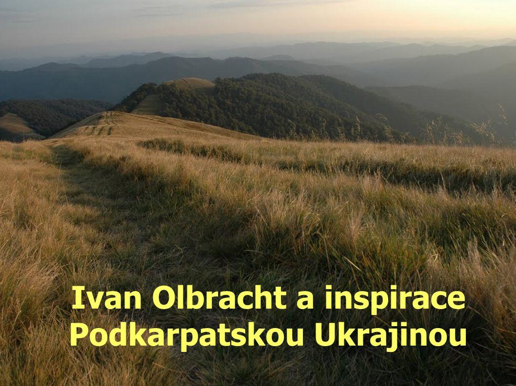 Ivan Olbracht (1882 - 1952) ● Vlastním jménem Kamil Zeman, syn spisovatele Antala Staška.
