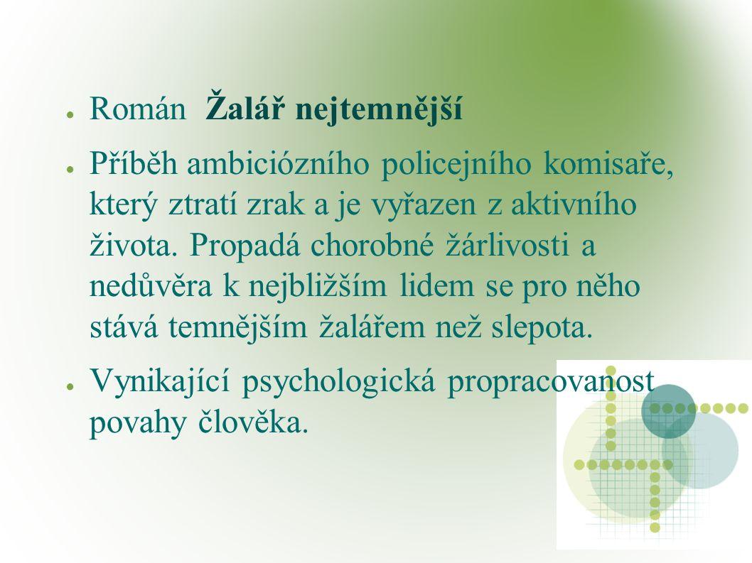 ● Na domácí politickou situaci reagoval románem Anna proletářka, pro nějž je příznačné politizování a schematismus.