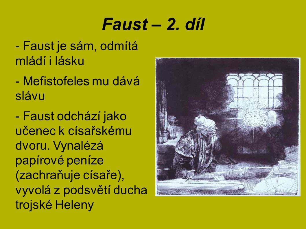 Faust – 2.