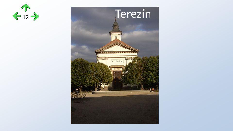 Terezín 12