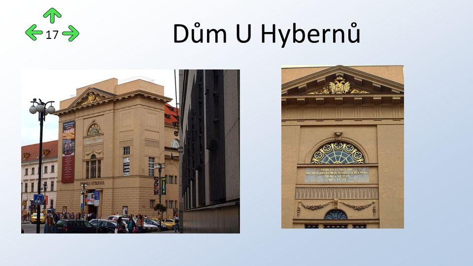 Dům U Hybernů 17