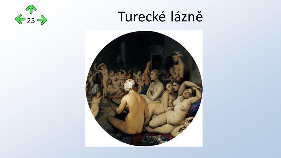 Turecké lázně 25