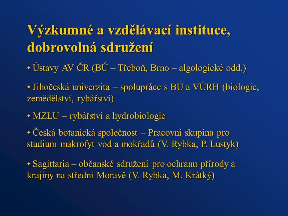 Česká botanická společnost – Pracovní skupina pro studium makrofyt vod a mokřadů (V.