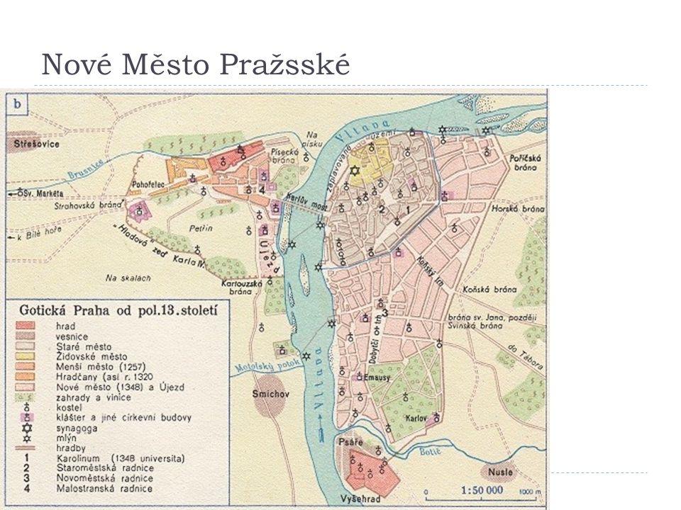 Nové Město Pražsské