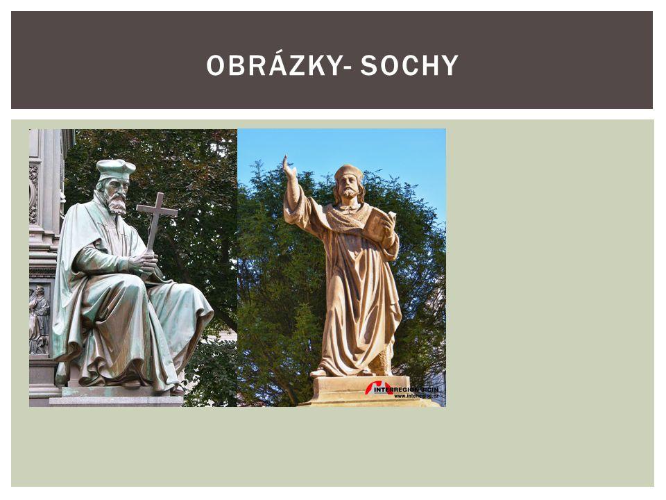 OBRÁZKY- SOCHY