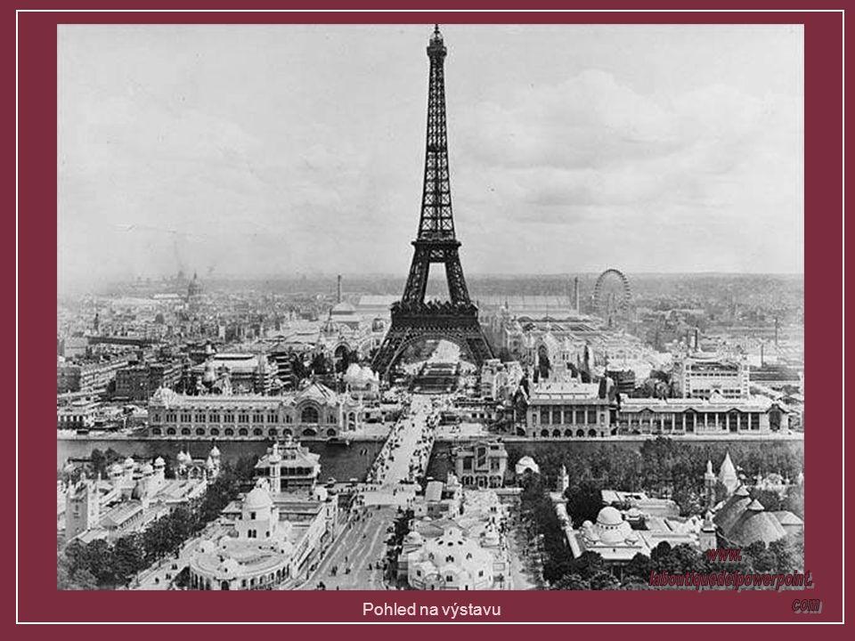 Paříž Exposice Universal 1900 Klikej pro posun obrázků … J@