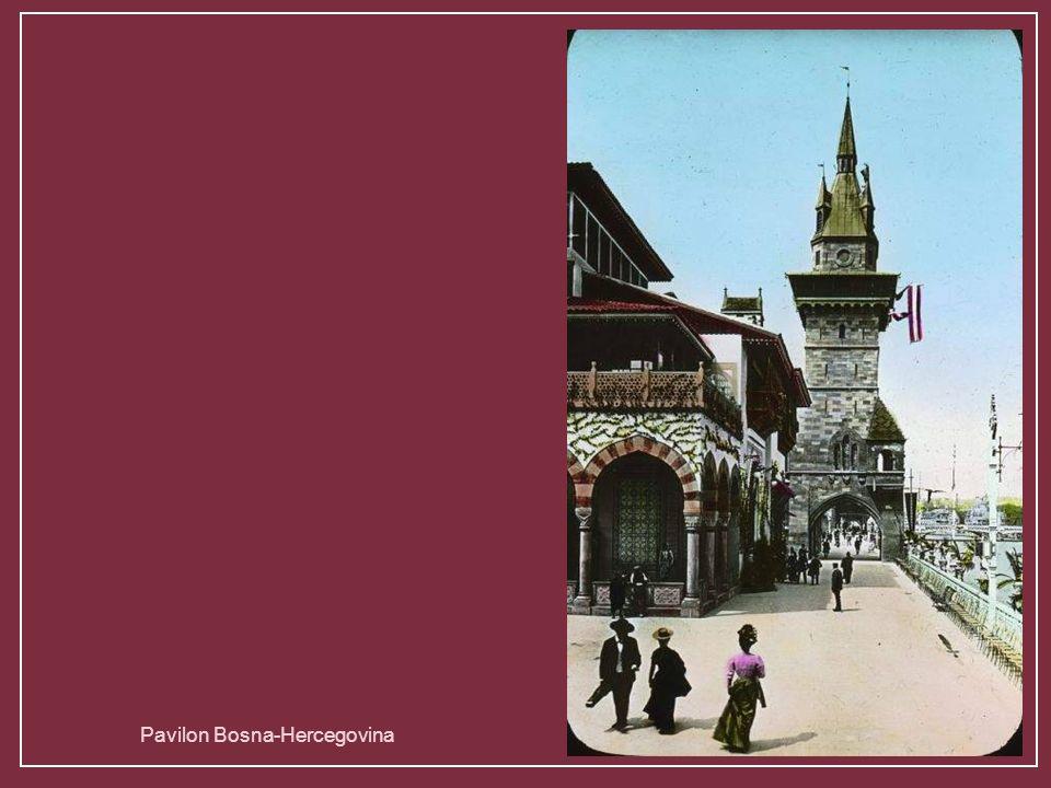 Belgický pavilon