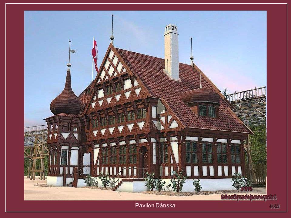 Holandsko Indický pavilon