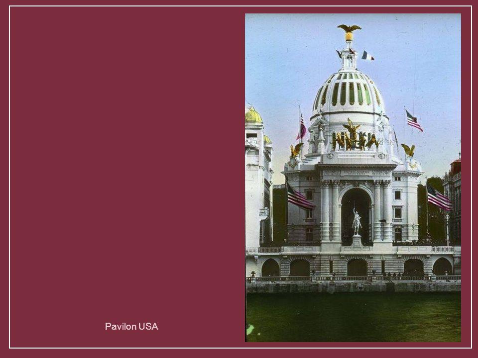 Pabellón de las indias holandesasPavilon Španělska