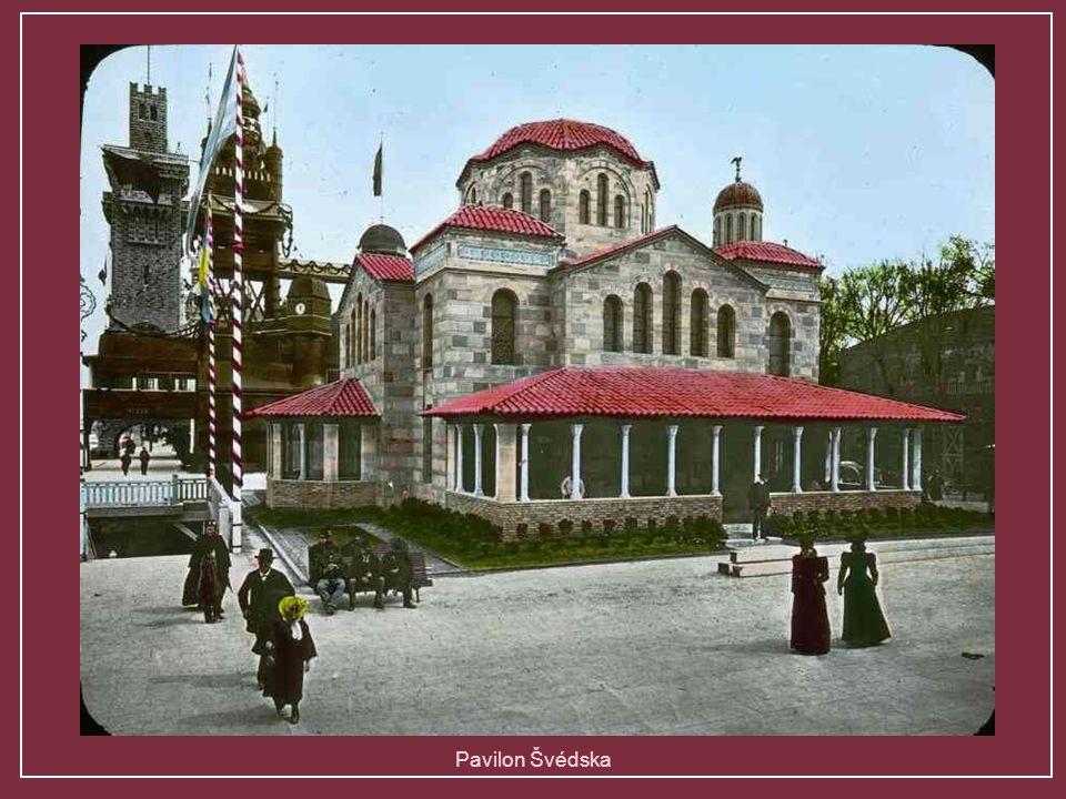 Pavilon Ruska