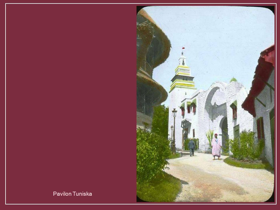 Pavilon Turecka