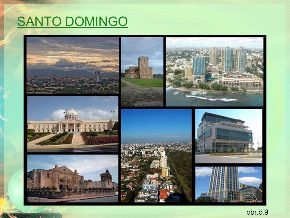 SANTO DOMINGO obr.č.9