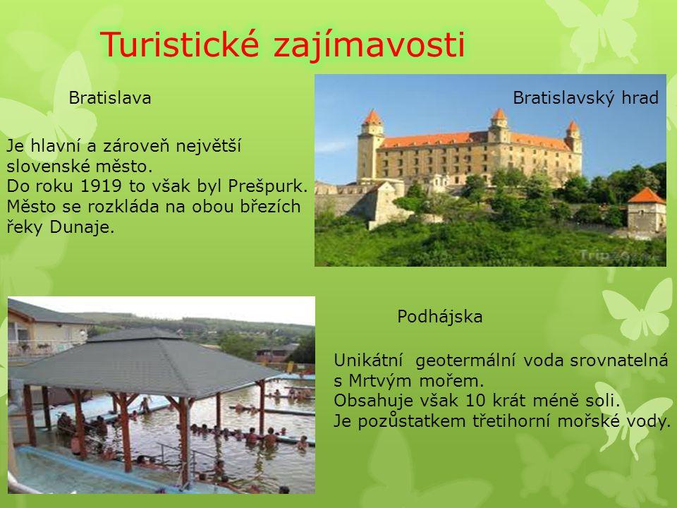 Slovenský ráj Tatry Pohoří na severu Slovenska.