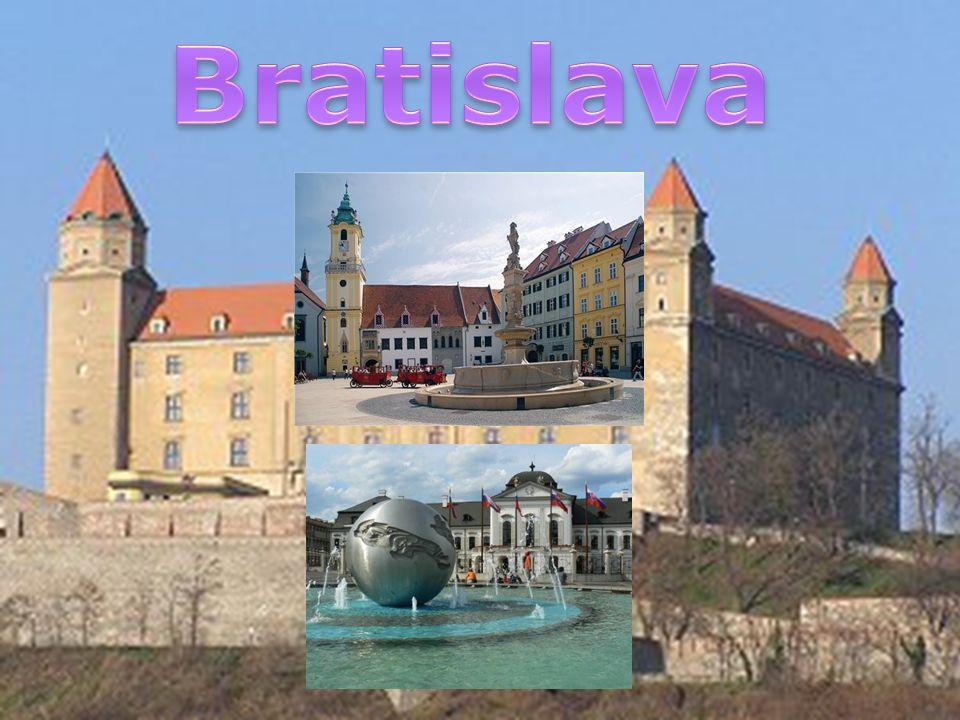 Bratislava Podhájska Je hlavní a zároveň největší slovenské město.