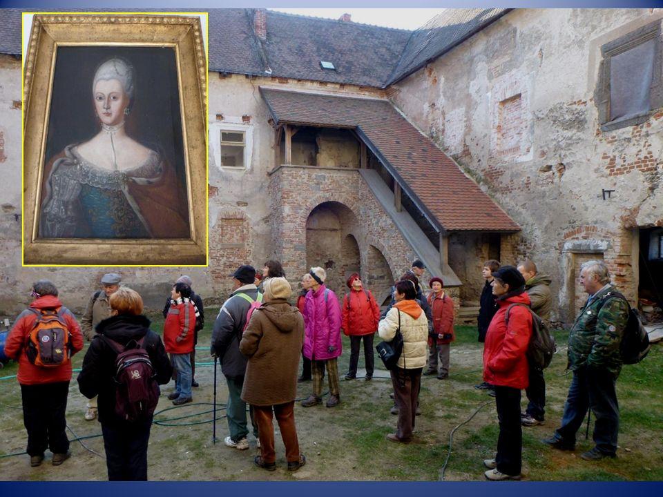 Zámek byl zbudován v 16. století Stráneckými ze Stránec na místě původní tvrze.