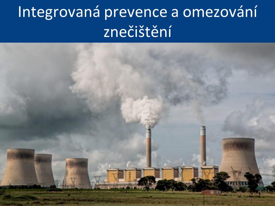 Integrovaná prevence a omezování znečištění
