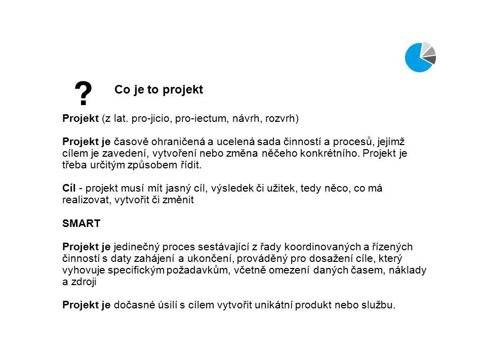 Projekt (z lat.