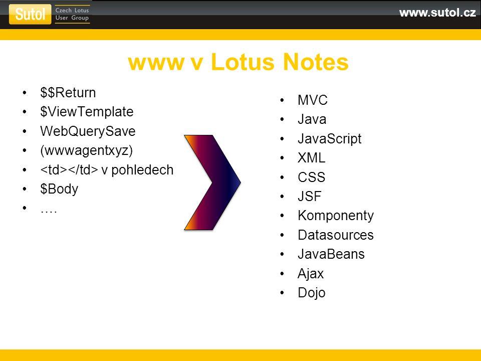 www.sutol.cz $$Return $ViewTemplate WebQuerySave (wwwagentxyz) v pohledech $Body ….