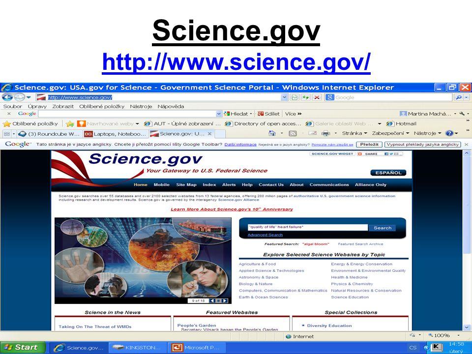 Science.gov http://www.science.gov/ http://www.science.gov/